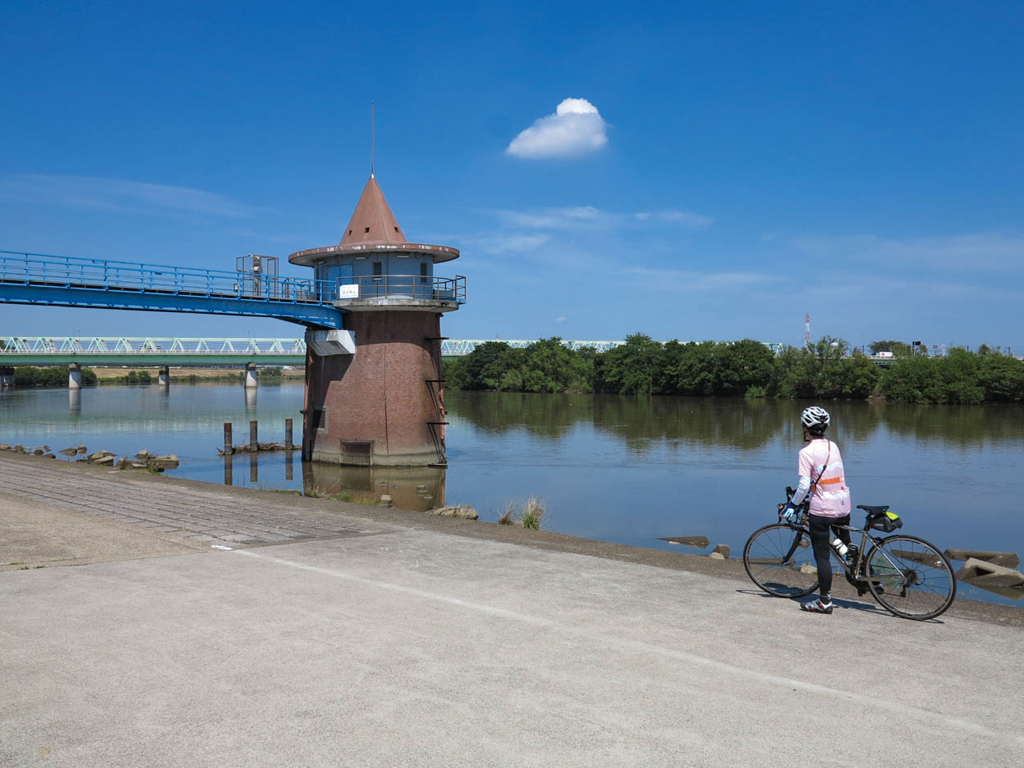 江戸川自転車道