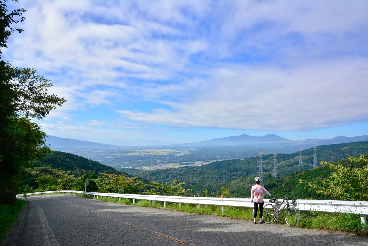 山中湖と3つの峠巡り