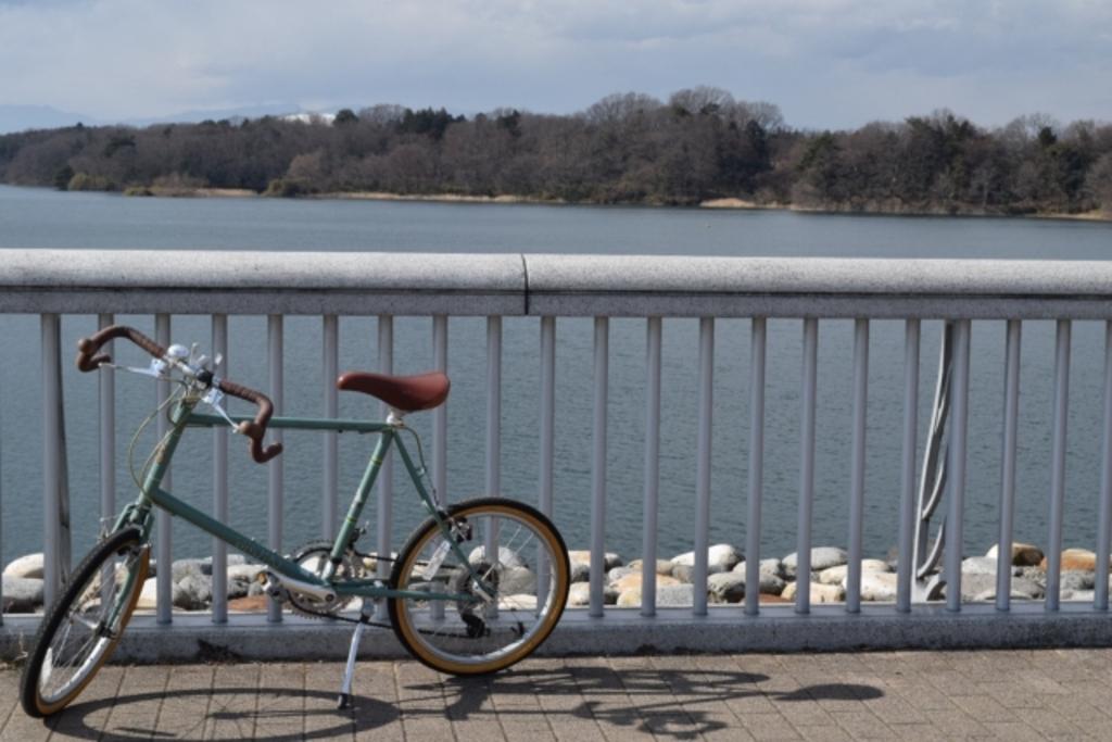 多摩湖自転車道とは?