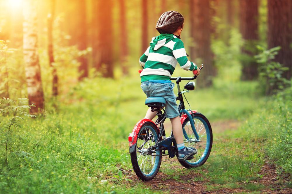子供用自転車があるレンタサイクル