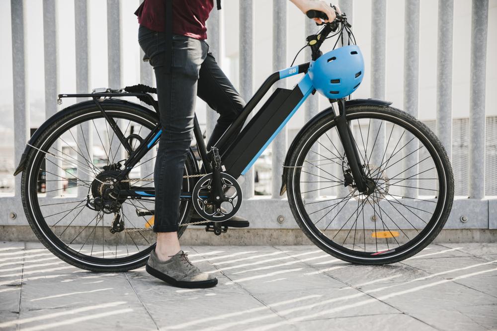 スポーツタイプのe-bikeがあるレンタサイクル