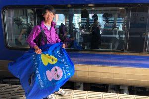 【高知県】輪行バッグの無料貸し出しサービスが画期的だった話|高知の自転車旅物語 最終話