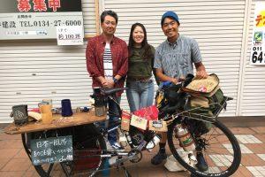 「旅人とコーヒーが出会うまち」|自転車旅人・西川昌徳さんのdailylife stories#5