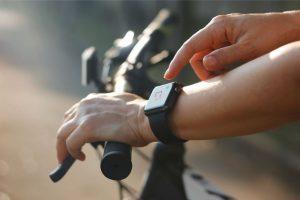 Apple Watchで気付けば健康に!自転車に乗って「リング」をグルグル回そう!
