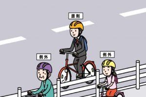 自転車の5つの基本的なルール「自転車安全利用五則」|自転車を利用する全ての方へ