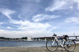 【神奈川県】都心から日帰りできる三浦半島 久里浜~城ケ島 シーサイドサイクリング